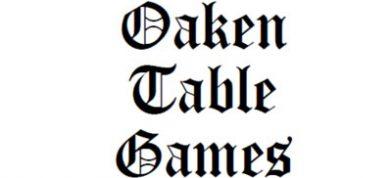 Oaken Table Games